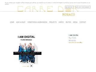 Galerie Carré Doré - expositions et évènements art à Monaco