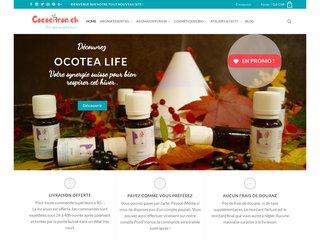 Vente en ligne d'huiles essentielles bio