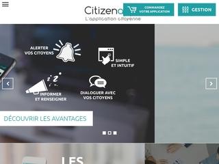 Application mobile iOS et Android pour mairies et collectivités