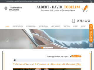 Votre avocat en liquidation à Cannes