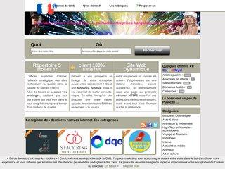 Annuaire Colonel, Etat-major de l'élite Internet