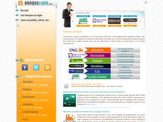 Le comparatif des banques en ligne
