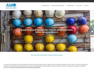 AMO Solutions : coordination CSPS et action de formations