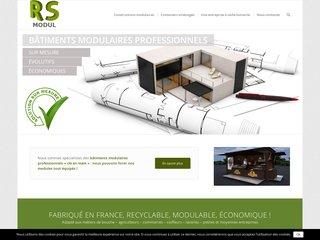 Bâtiments et constructions modulaires