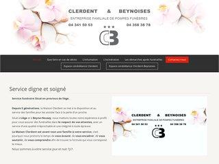 Funérailles Clerdent - Funérarium à Bressoux et Beyne-Heusay