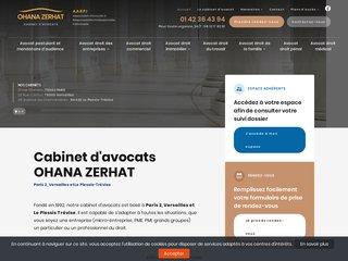 Avocat droit commercial Paris 2