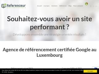Referenceur: agence de référencement Google