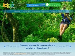ICIGO, excursions et activités en Guadeloupe