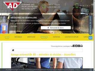 Vos experts automobiles à Assevillers