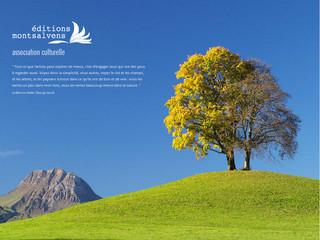 Editions Montsalvens - Suisse