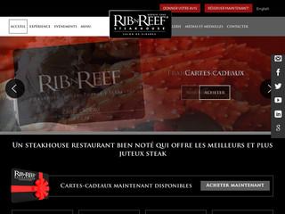 Steak house restaurant qui est un incontournable à Montréal