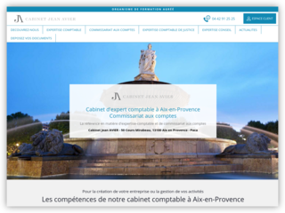 Cabinet Jean-Avier - Expert Comptable à Aix-en-Provence