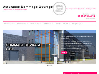Assurance dommages ouvrages