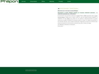 Scierie Auvergne Philipon