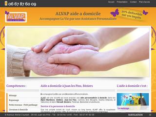 Aide ménagère Antibes, Béziers