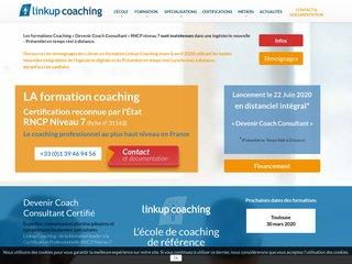 Centre de formation Linkup Coaching