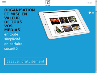 Application de gestion de photothèque