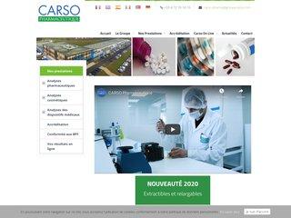 CARSO PHARMA Challenge test