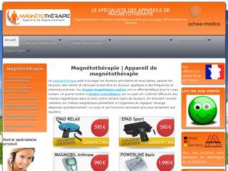Appareil Champs Magnétiques Pulsés