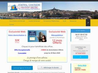 Domiciliation entreprise Marseille