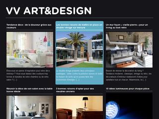 Vivien Vidal art et design d'intérieur