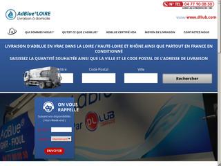 AdBlue® Loire : Livraison Adblue, fioul, GNR loire 42
