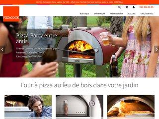 Four à pizza Alfa