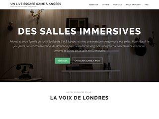 Escape Adventures, un Live Escape Game à Angers