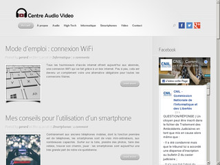 Centre Audio Video