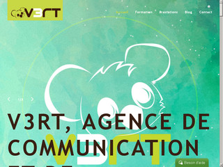 V3RT - Agence de communication et de marketing