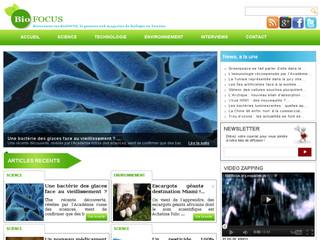 Magazine de la biologie