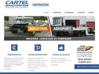 Cartel manutention