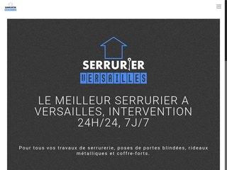 Serrurier Versailles