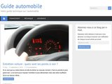 Guide Automobile pratique