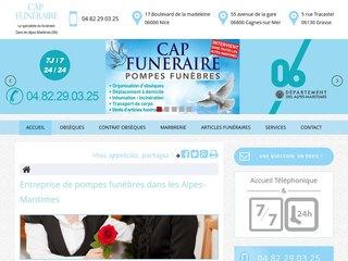 Organisation d'obsèques dans les Alpes-Maritimes