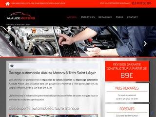 Réparation de voiture à Trith-Saint-Léger