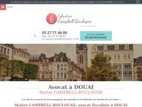 Avocat d'entreprise en droit fiscal à Douai