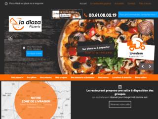 La Dioza pizzeria Roubaix