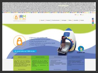 IRM enfant : IRM en Jeu By Domed