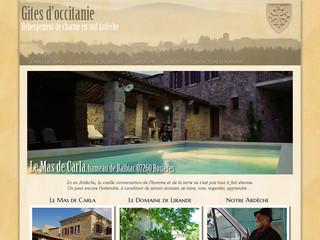 Gites de charme en Ardèche