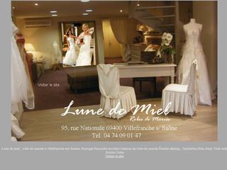 vente privée robe de mariée