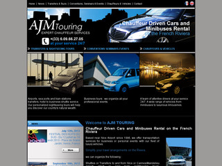 Profitez des services de location de voitures avec chauffeur