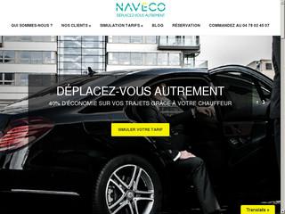 Naveco, VTC et taxi aéroport