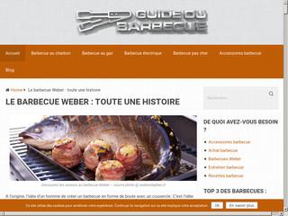 Comparateur de prix des barbecues Weber