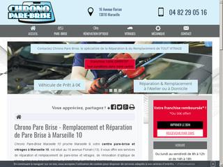 Remplacement de pare-brise franchise offerte à Marseille