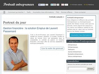 Les portraits des entrepreneurs du web