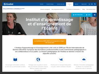 Institut formation Genève