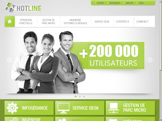 Infogérance IT service & asset management