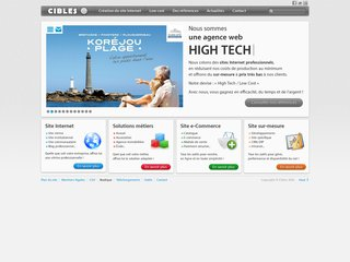 CIBLES | Agence web LOW COST