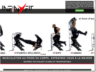 Chaise romaine innovante InfinyFit